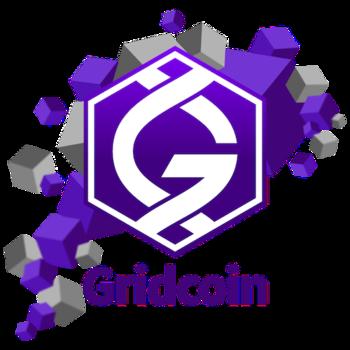 Gridcoin Official Logo