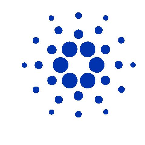 Cardano Cryptocurrency Logo