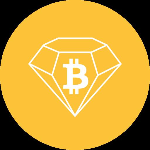 Bitcoin Diamond BCD Official Logo