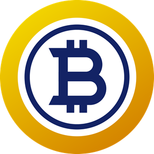 Bitcoin Gold Official Logo