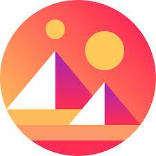 Decentraland MANA Official Logo
