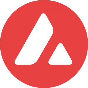 Avalanche AVAX Official Logo